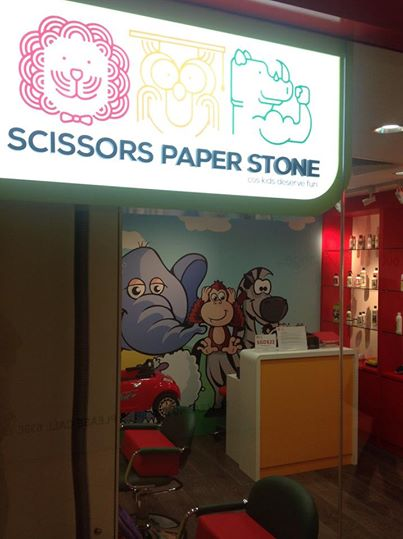 Scissors Paper Stone Outlet Opened at Katong