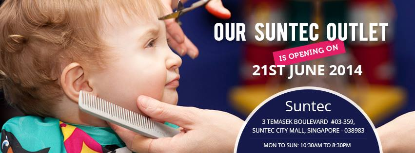 Hair Salon Suntec